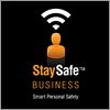 Staysafe business portrait black